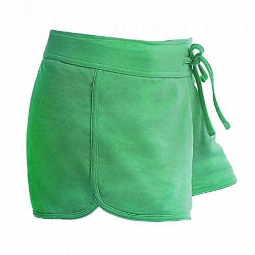 B&C- Pantalones cortos transpirables para mujer Negro