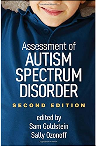 Screening For Autism Spectrum Disorders State Of The Art In Europe >> Assessment Of Autism Spectrum Disorder Second Edition