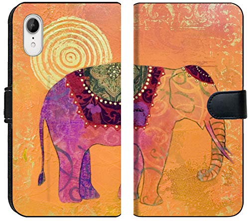 Apple iPhone XR Flip Fabric Wallet Case Image ID: 3149179 Acrylic Painting Artwork Artwork is Created and Painted by Myself