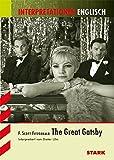 Interpretationen Englisch - Fitzgerald: The Great Gatsby