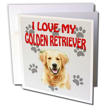 Amazon Com Rinapiro Dogs Quotes I Love My Golden Retriever