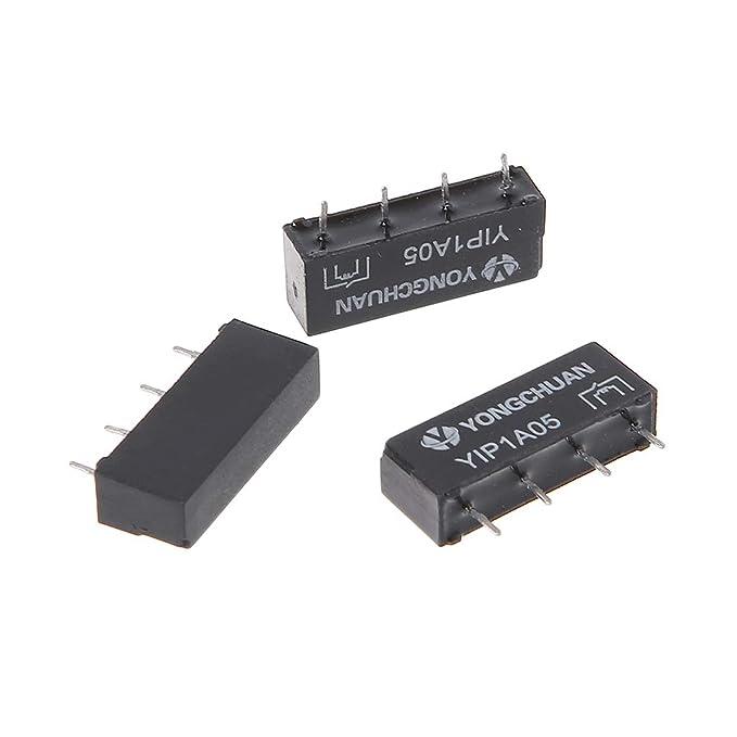 N//A MES1A05 Reed-Relais 1 Schlie/ßer 5 V//DC 0.5 A 10 W SIP-4
