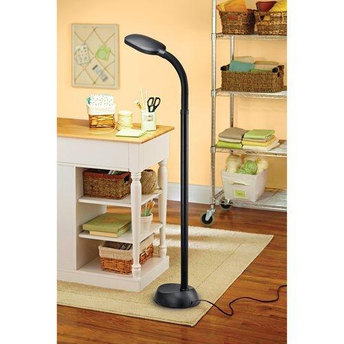 Balanced Spectrum Floor Lamp (Natural Daylight Floor Lamp with Flexible Gooseneck from Better Homes and Gardens)