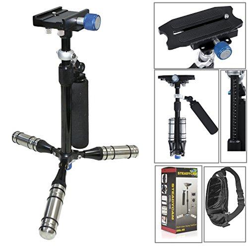 37cm Steadycam Camera Stabilizer DSL-05 für Gopro DSLR/System/Kompaktkamera
