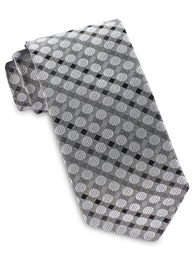 Geoffrey Beene Print Tie - Geoffery Beene Rock Star Geo-Print Tie