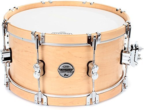 PDP LTD Classic Wood Hoop Snare - 7''x14'' by Pacific Drums