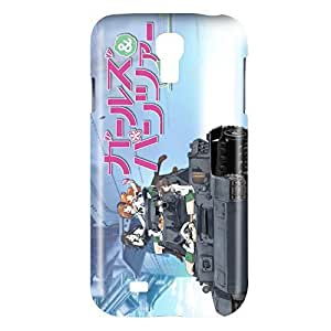 Girls Und Panzer Snap on Plastic Case Cover Compatible with Samsung Galaxy S4 GS4