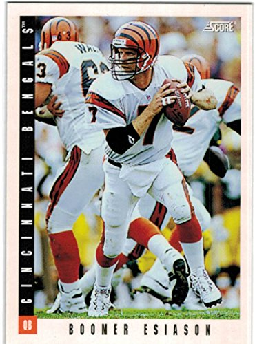 - 1993 Score Cincinnati Bengals Team Set with Boomer Esiason & 3 Carl Pickens - 16 Cards