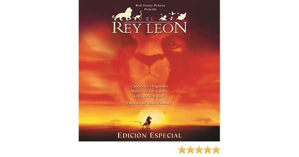 El Rey Leon (Edición Especial) by Various artists on Amazon Music - Amazon.com