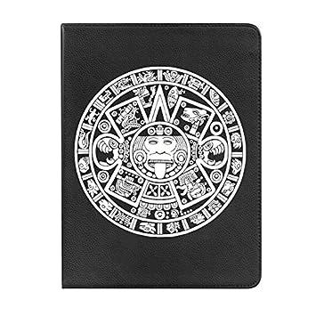 Funda bq Edison 3 mini BeCool Libro Calendario Azteca ...