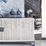 """Wood Wallpaper 17.71"""" X 118"""" Self-Adhesive"""