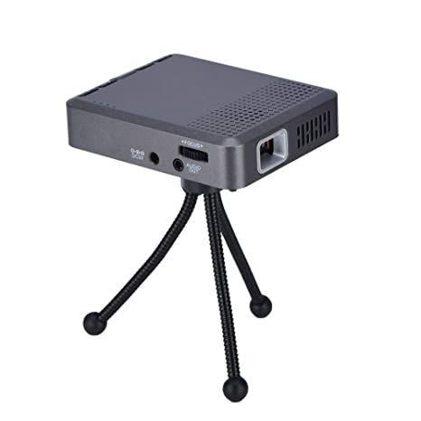 Amazon.com: Fosa Mini Proyector Portátil 2.4G/5G WiFi ...