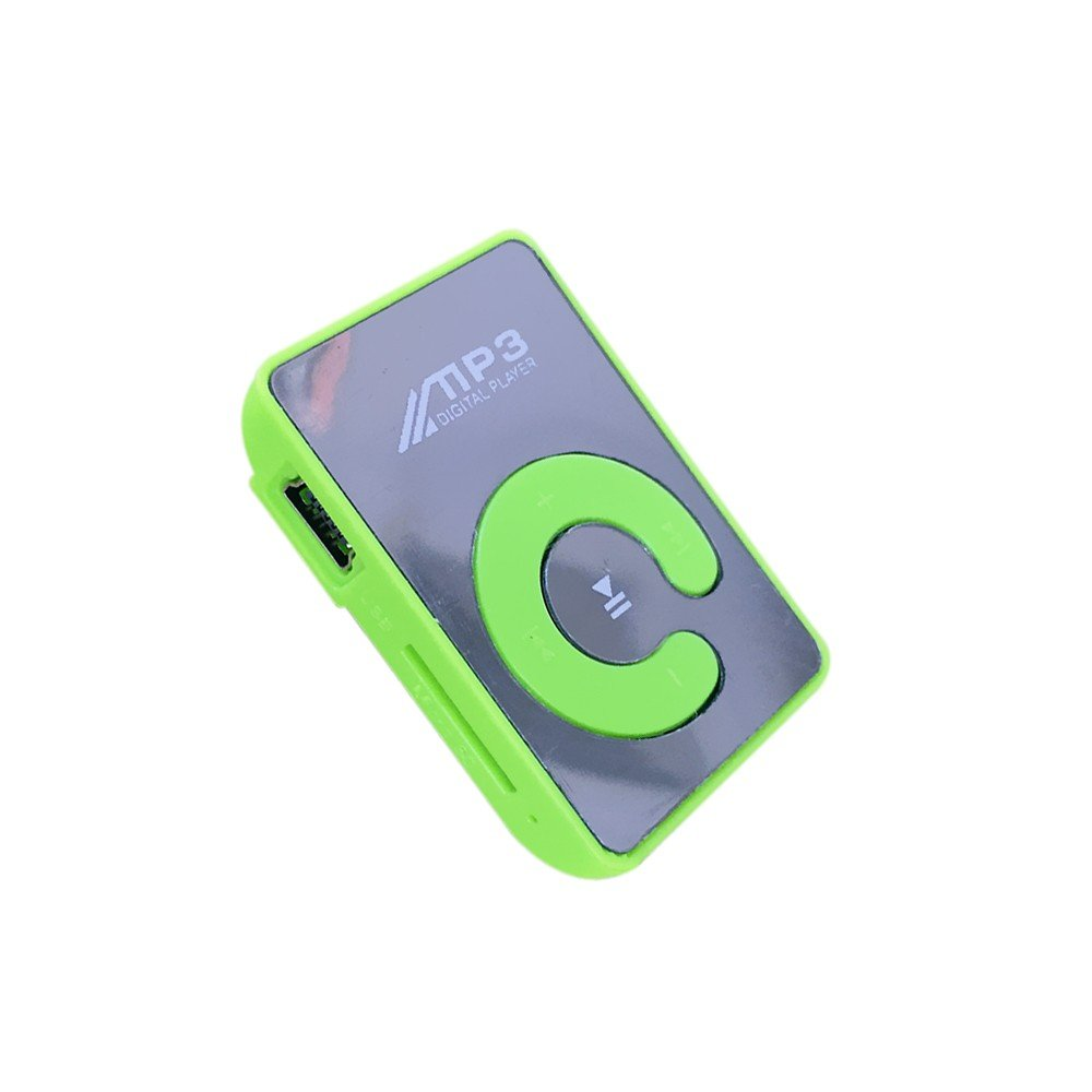Amazon.com: AppleLand - Mini reproductor de MP3 con clip de ...