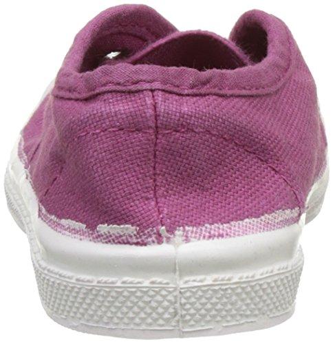 Bensimon Tennis Elly Enfant - Zapatillas de Deporte de canvas Infantil Violet (Rouge Hortensia)