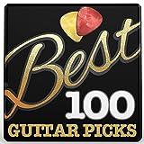Best Guitar Picks (Pack of 100)