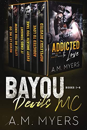 99¢ – Bayou Devils MC 1-6