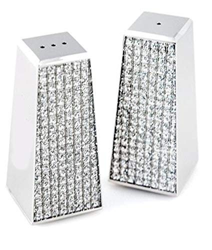 Sheridan 003977 Glitter Galore Salt and Pepper Shaker Set, -