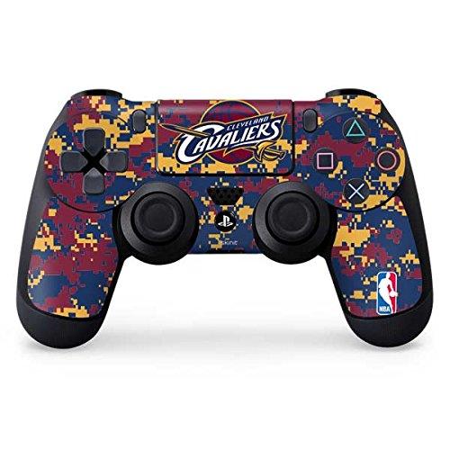 Cleveland Cavaliers PS4 Controller Skin - Cleveland Cavaliers Digi Camo | NBA & Skinit Skin