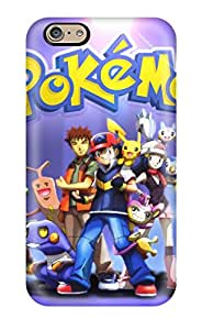 Ideal Iphone Case Cover For Iphone 6 Pokemon Protective Stylish Case