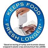 FoodSaver 1-Quart BPA-Free Multilayer Construction