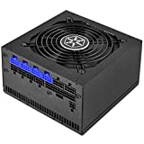 SilverStone Technology Strider Series Fully Modular 800W ATX Power Supply with 80 Plus Titanium PS-ST80F-TI