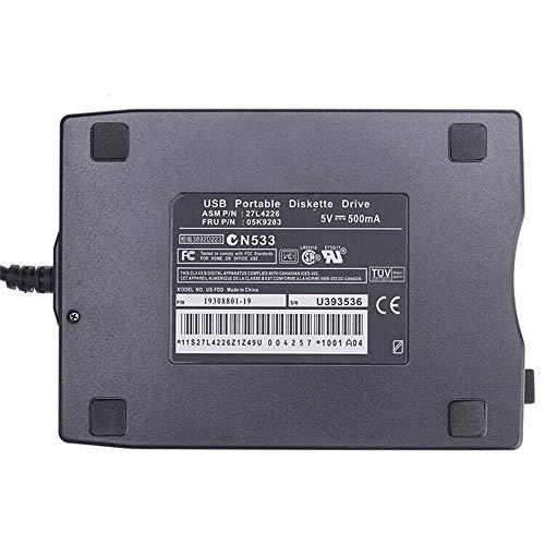 LUCA USB Floppy Disk Reader Drive, 3.5