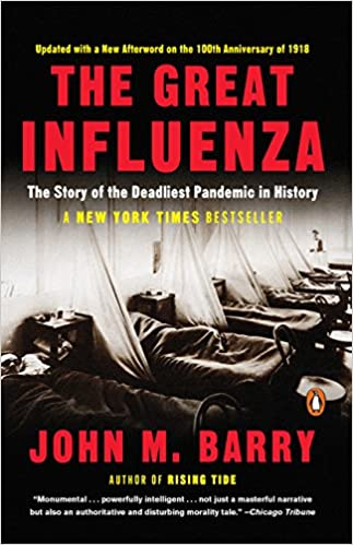 Amazon the great influenza the story of the deadliest pandemic amazon the great influenza the story of the deadliest pandemic in history ebook john m barry kindle store fandeluxe Choice Image