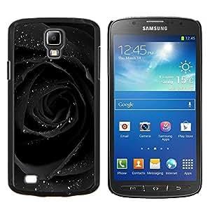 """S-type Agua de Rosas brillo romántico oscuro"""" - Arte & diseño plástico duro Fundas Cover Cubre Hard Case Cover For Samsung Galaxy S4 Active i9295"""