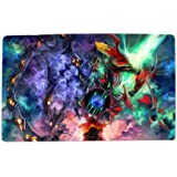 A Wide Variety of Tengen Toppa Gurren Lagann Anime Characters Desk & Mouse Pad Table Play Mat (Tengen Toppa Gurren Lagann & Grand Zamboa)
