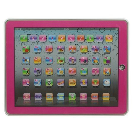 Y-pad English Computer Tablet Learning Education Machine Toy (Pink) - 4