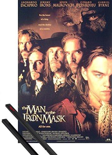 1art1® Póster + Soporte: El Hombre De La Máscara De Hierro Póster (89x59