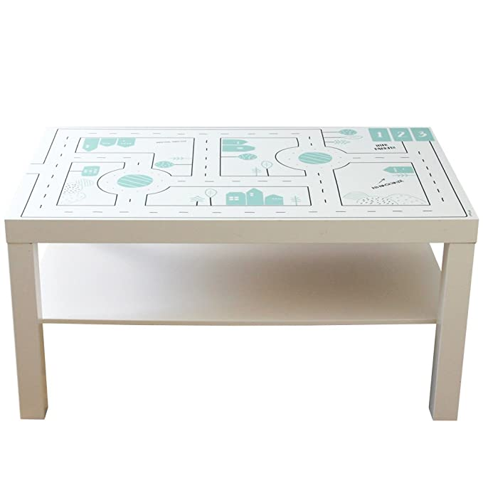 Limmaland Muebles Adhesivos Infantiles Calles – Compatible con ...