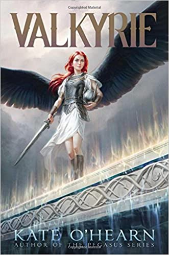 Image result for valkyrie kate o'hearn books