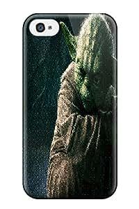 Forever Collectibles Star Wars Mosaic Screenshots Artwork Yoda Photomosaic Hard Snap-on Iphone 4/4s Case