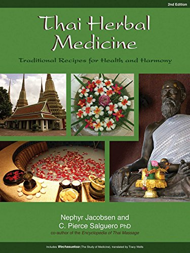 - Thai Herbal Medicine: Traditional Recipes for Health and Harmony