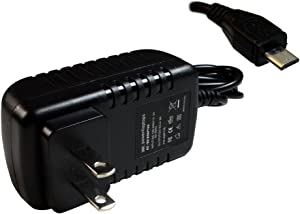 Power4Laptops AC Adapter Tablet Charger Power Supply (US Plug) for Acer Iconia One B3-A40, Acer Iconia One B3-A40FHD, Acer Iconia One B3-A42, Acer Iconia One B3-A50, Acer Iconia One B3-A50FHD