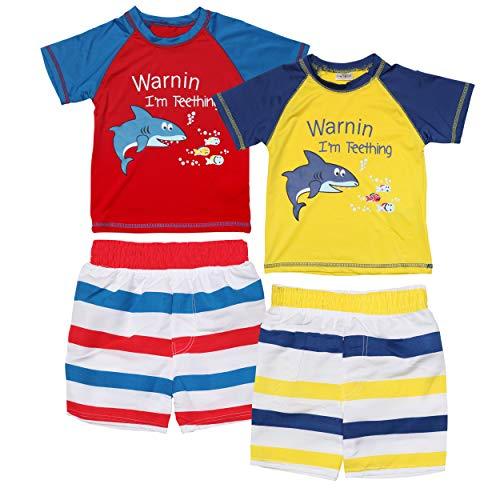 infant shark swimming suit - 9
