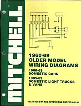Mitchell Older Model Wiring Diagrams Mitchell International