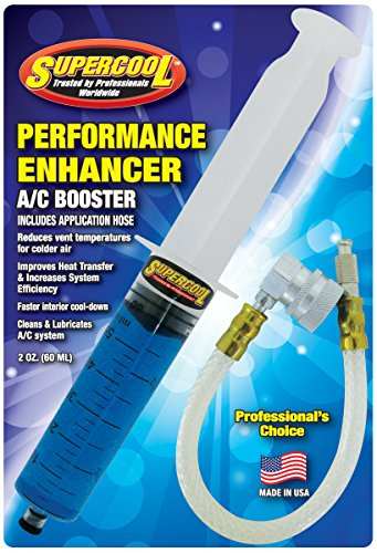 TSI Supercool 27156 Performance Enhancer Syringe, 2 oz (Includes Quick Connect Installation Hose)