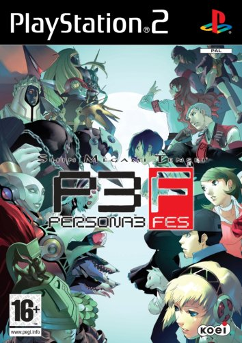 Persona 3 FES (PS2): Amazon co uk: PC & Video Games