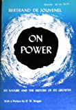 img - for On Power: Its Nature and the History of Its Growth book / textbook / text book