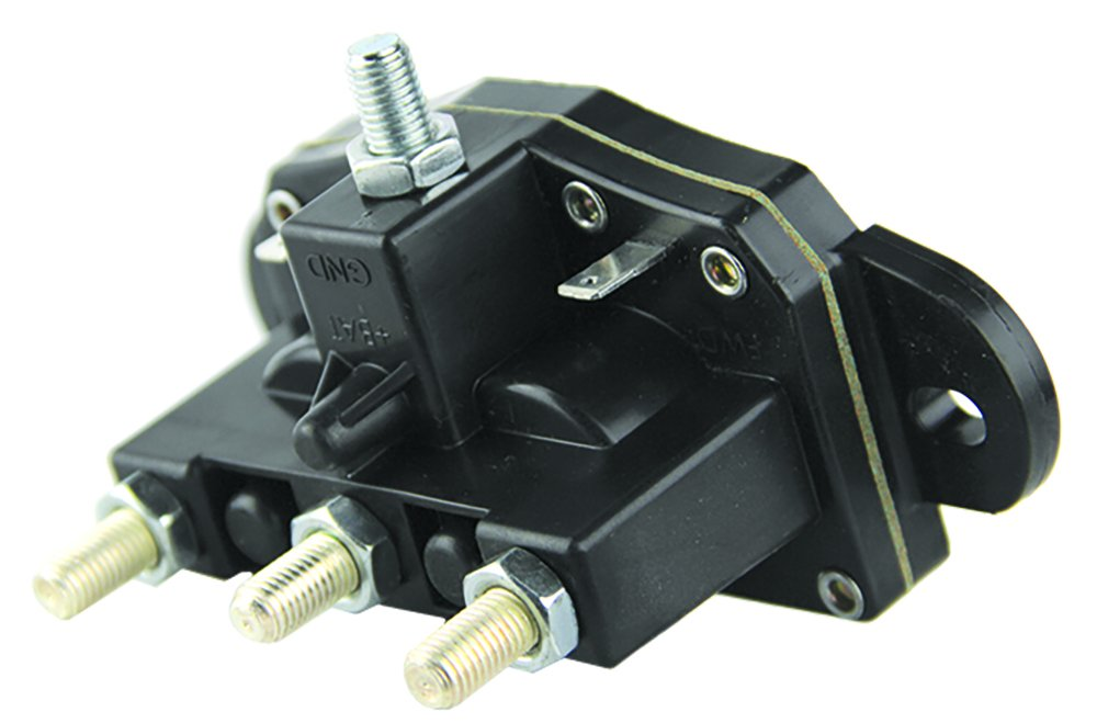 Lippert 118246 Polarity Reversing Solenoid for Hydraulic Power Units Lippert Components