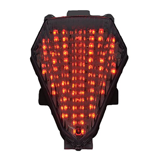 Price comparison product image Motorcycle Integrated Led Taillight for Yamaha 2006-2007 R6