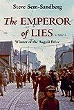 """""""The Emperor of Lies A Novel"""" av Steve Sem-Sandberg"""