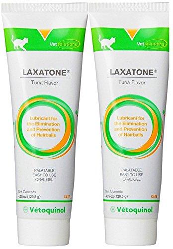 Vetoquinol Laxatone Tuna 4.25 oz 2 Pack by Vetoquinol