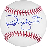 Robin Yount Milwaukee Brewers Autographed MLB Baseball - Fanatics Authentic Certified - Autographed Baseballs