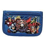 Disney Marvel Avengers Blue Trifold Wallet - 1 WALLET