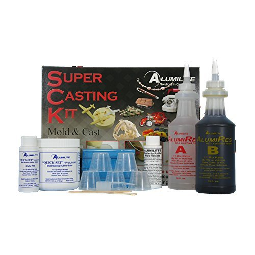 Super Casting Kit by Alumilite Corp - Lure Release