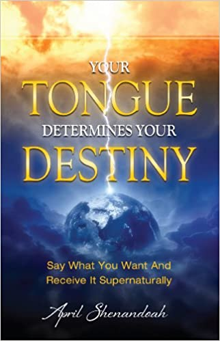 Book Your Tongue Determines Your Destiny