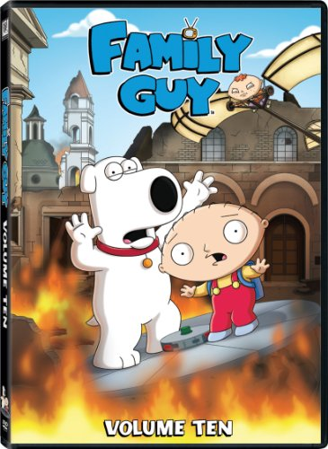 Family Guy, Volume Ten ()